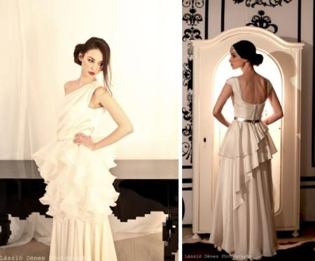 cc04f167ad Tervezői menyasszonyi ruhák a The Changeroom-ban   Bohém Esküvő