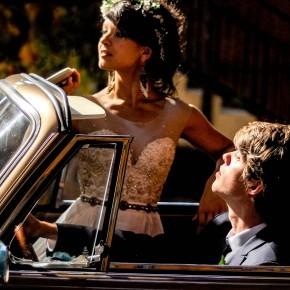 Andi és Miki 100% DIY, csupa szív esküvője