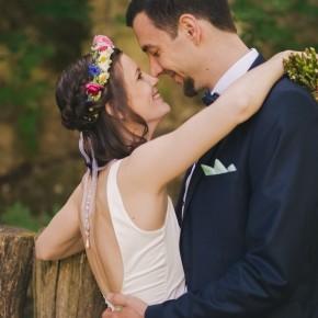 Ági és Balázs - Házasság egy örökké tartó első szerelemből