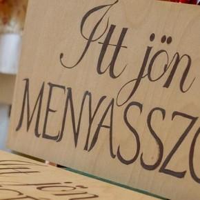 Menyasszonyi Börze a Dürerben, most vasárnap