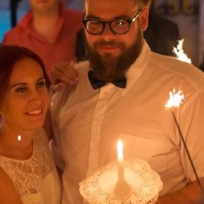 Őszi fesztivál-lagzi Szentendrén – Dorka & Zoli
