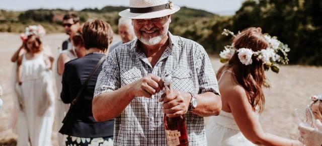 6+1 esküvői pillanat, amikor pukkanhat szisszenhet a pezsgő