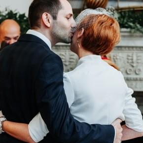 Kinga és Gergő eklektikus álomesküvője